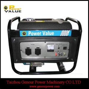 Uso Doméstico 2.5kw generador de China con una sola fase de arranque magnético
