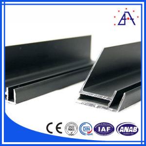 Profili industriali della lega di alluminio con figura differente