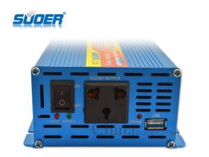 AC 220V 태양 에너지 변환장치 (FAA-1000A)에 Suoer 공장 가격 1000W DC 12V