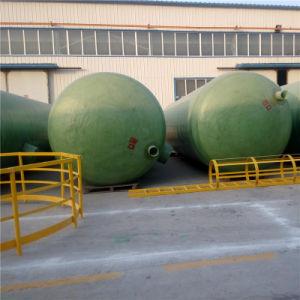 De Chemische Tank van het Vervoer van de Brandstof van de Tank van de Substantie FRP GRP