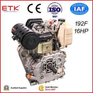 정규적인 작은 디젤 엔진 (5HP에 16HP)