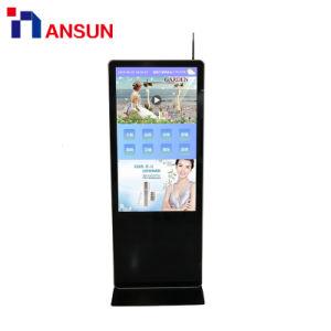 Отдельно стоящие Digital Signage Реклама Android ЖК-дисплей с ОС Windows