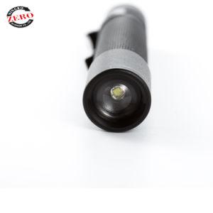 Китайский регулируемой яркостью внимания масштабируемые алюминиевый корпус фонарика