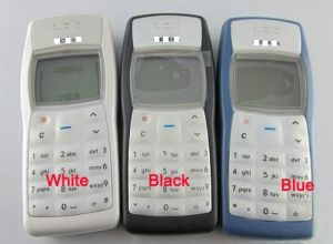 Nokya original 1100 100% Unlocked GSM Telefone Celular
