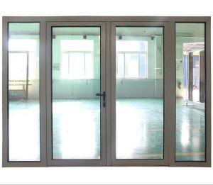 Portello di vetro personalizzato della stoffa per tendine di alluminio termica della rottura di alta qualità (ACD-016)