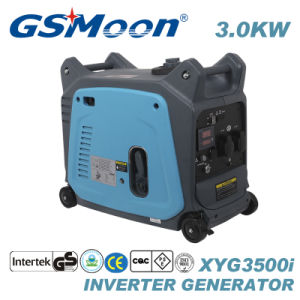 4-Stroke 3.0kVA kompakter super leiser Inverter-Benzin-Generator