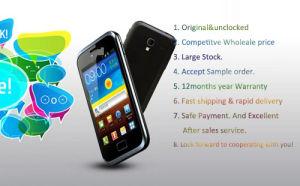 Originele Aas Galexi plus de Mobiele Telefoon van de Cel S7500