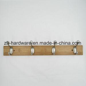 熱い販売の木美しい衣服のホック及び金属のボードのホック(ZH-7036)