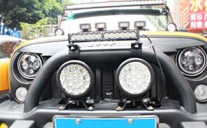 7inch 90W LED作業ライトLEDオフロード4X4のためのドライビング・ライトLED働くランプLEDのフォグランプ