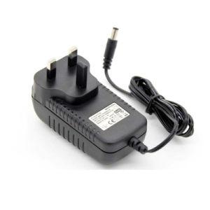 Светодиодный драйвер трансформатора тока 12V 2A адаптер питания для установки на стену с 5.5mm 2.1mm разъем постоянного тока
