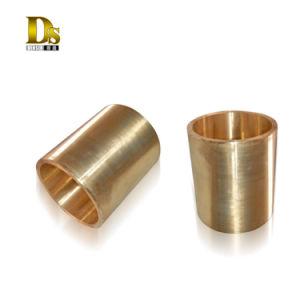 Customized Bronze ou bucha de aço de carbono