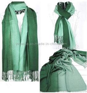 Cambio de gradiente Popular Pashmina mantones en venta