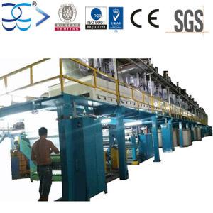 Alta velocidad y alta eficiencia BOPP Adheisve Jumbo de cintas de revestimiento de rodillo máquina pegamento