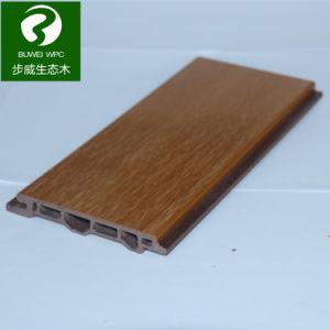 Co-Extrusion bois composite en plastique panneau décoratif