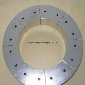 8 ПК дешевые металлокерамические NdFeB магниты для Windpower