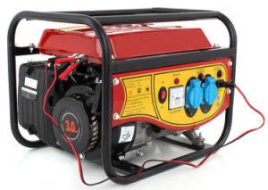 850W бензин генератор мини-Portable 1-цилиндровый 4-тактный 2.5HP