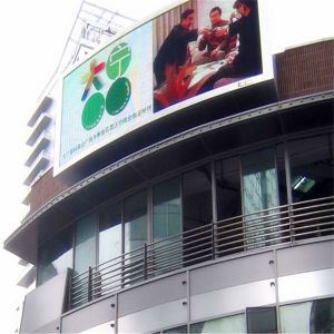 P8 de la publicité de plein air HD plein écran LED de couleur