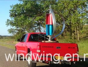 400W gerador de energia eólica para a área urbana (200W-5kw)