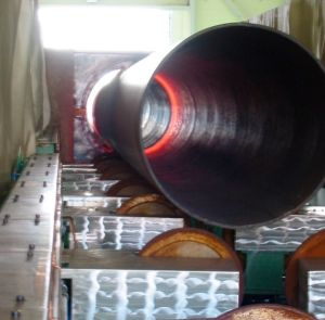 Experto en China el calentamiento por inducción la máquina para el precalentamiento del tubo de aceite