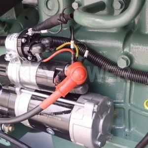 Vier Diesel van het Type van Macht 40kVA van Cilinders Eerste Stille Generator
