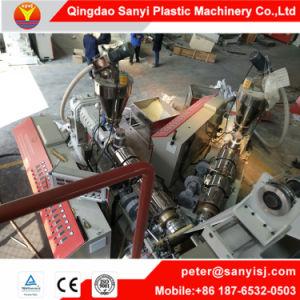 Panneau de revêtement de sol pvc en plastique SPC pour l'intérieur de la machine au sol de l'extrudeuse