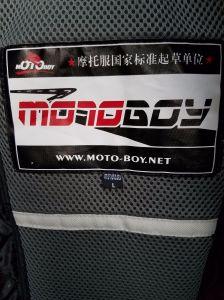 Men's Moto-Boy moto vestes MBZ-11004protéger (J)