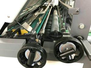 Czxy-H Vakuum, das halbautomatische Flöte-Laminiermaschine saugt