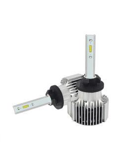 自動車部品の電球の高い発電8000lmヘッドランプV1 H7 LEDのヘッドライト
