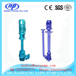 Goldförderung-Schaum vertikale Slrury Pumpe