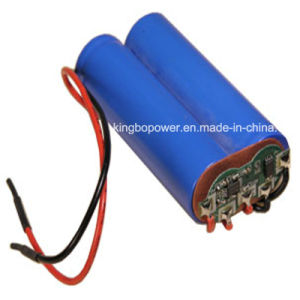 7.4V 2200mAh Lithium Battery per Physiotherapy Equipment