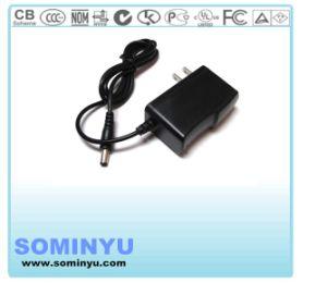 CCTV 사진기 전력 공급 En60950 En60335 En60065를 위한 9V 1A 힘 접합기