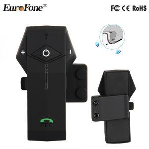 Suporte de cabeças mais barato sistema mãos livres 1000 Multímetro Moto Intercomunicador Bluetooth