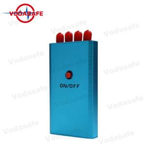 De Interferentie van de Stoorzender van de zak CDMA/GSM/3G Cellphone wi-Fi/Bluetooth/GPS van GSM, CDMA, 3G, de Ingebouwde Navulbare Batterij van het Signaal wi-Fi/Bluetooth