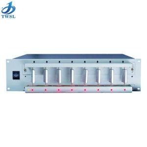 8 de Analysator van de Capaciteit van de Batterij van het kanaal met de Regelbare Houders van de Cel twsl-CT08