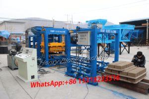 máquina de fabrico de blocos de betão4-15 Qt Hydraform máquina de tijolos de Pavimentação