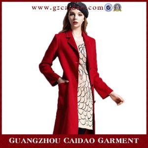 Nuova signora Overcoat di disegno del nuovo di arrivi delle donne alla moda abito di forma fisica