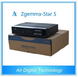 DVB S/S2のサテライトレシーバ放送装置のZgemma星S