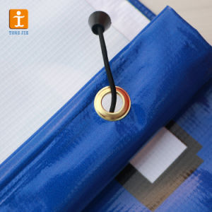 Customed広告のための屋外PVC旗(TJ-308)