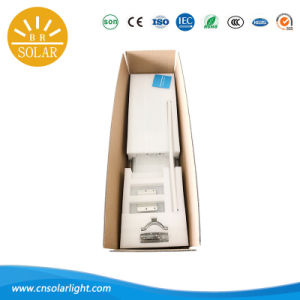 Chip 8W-120W tutto del CREE in un indicatore luminoso di via solare Integrated