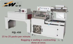 Retentor automático encolher máquina de embalagem