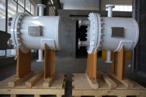 エネルギー効率が良い版およびシェルの熱交換器