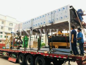 На заводе большое 20 тонн льда блока принятия решений для водных растений продуктов сохранения