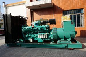 Haute puissance 2750kVA 2200KW Cummins QSK60-G13 Power Plant Groupe électrogène diesel de type ouvert
