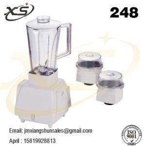 248 300 W de jugo de 3 en 1 de la batidora para cocina