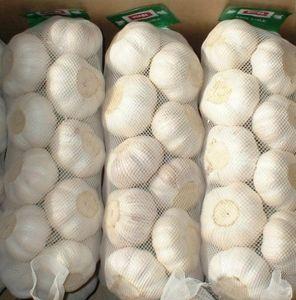 2018 Top Quality Limpar Branco Puro alho