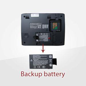 (Modèle TFT900) Temps d'empreintes digitales biométriques la fréquentation et le système de contrôle d'accès, contrôleur d'empreintes digitales de l'accès sans fil avec fonction GPRS ou 3G