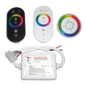 Arco-Íris Controlador de LED RGB Controlador RGB/Toque (Tipo RC-T-B&RoHS CE)