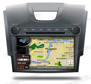 Chevrolet 콜로라도 (I8038CC)를 위한 GPS System를 가진 맨 위 Unit Radio DVD Player