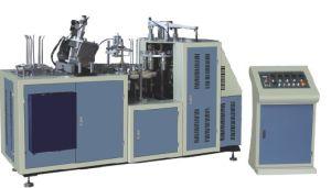 máquina de fabricación de vasos de papel sellado automático con ultrasonidos