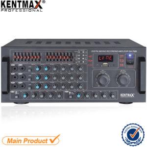 modulo esterno dell'amplificatore del miscelatore di Digitahi della visualizzazione di LED 100watt audio